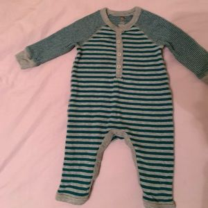 Tea Collection Coverall 3-6 months
